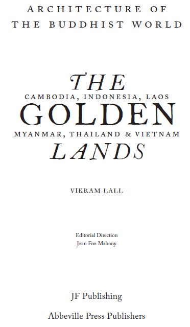 The Golden Lands title page
