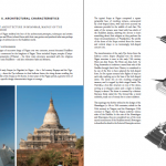 Architectural characteristics in Myanmar, mainly the Pagan period