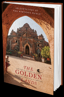 3D view of Golden Lands Book Cover
