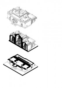 Isometric Drawing Exercises further Architectural Engineering Technology further Building Envelope Diagram moreover Floor Plans And Surveys together with Architectural Color Codes. on architectural 3d diagrams