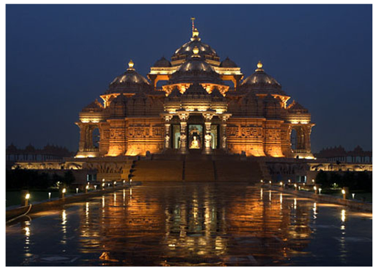 Akshardham Temple Complex, New Delhi; Lall & Associates