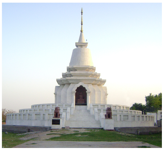 Horinji Buddhist Temple, Sarnath; Lall & Associates