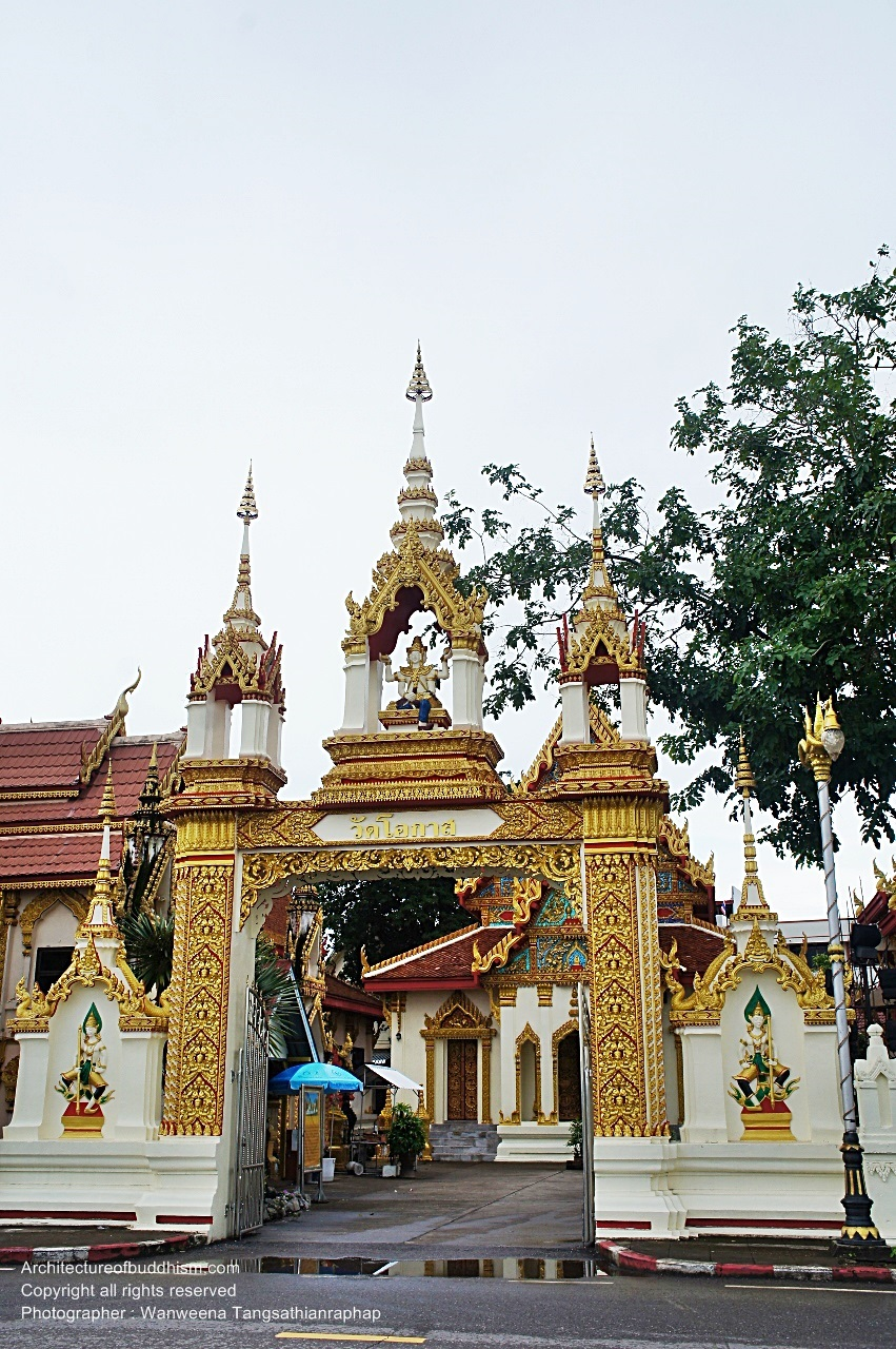 Wat okat si bua ban archives architecture of the for Wat architecture