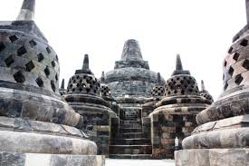 Borobudur Temple (Photo credit: Commons Wikimedia)