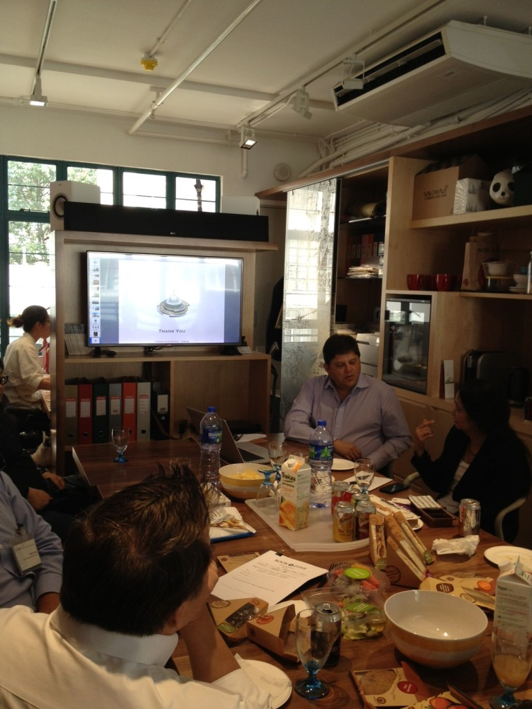 In October Vikram Lall gave an informal lunch lecture on Buddhist Architecture at the Hong Kong chapter of the American Institute of Architects.