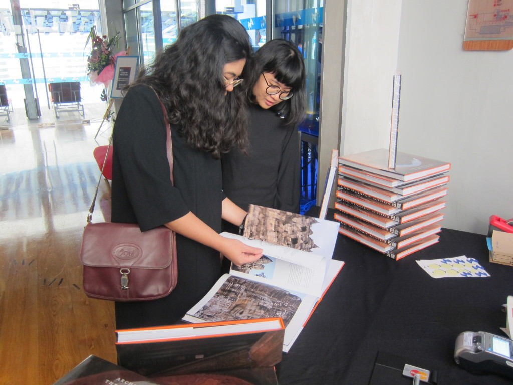 Everyone enjoys diving into the incredible photography of the book!