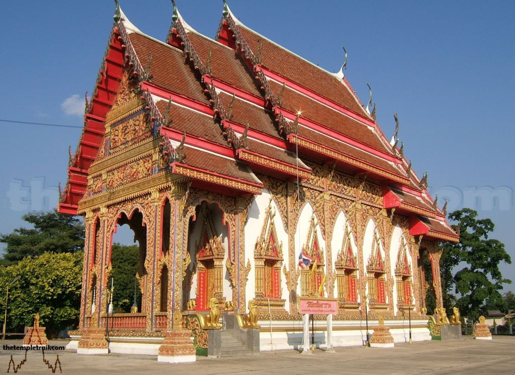 Thailand archives architecture of the buddhist world for Thailand architecture